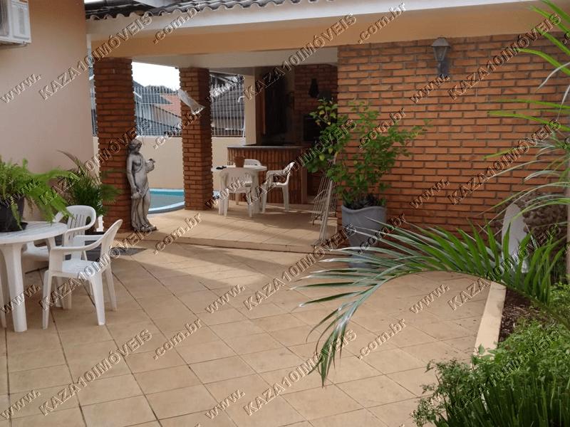 patio e área de lazer